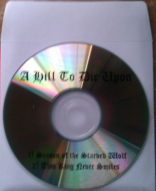 A Hill to Die Upon - Demo 2008