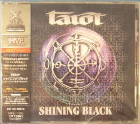 Tarot - Shining Black
