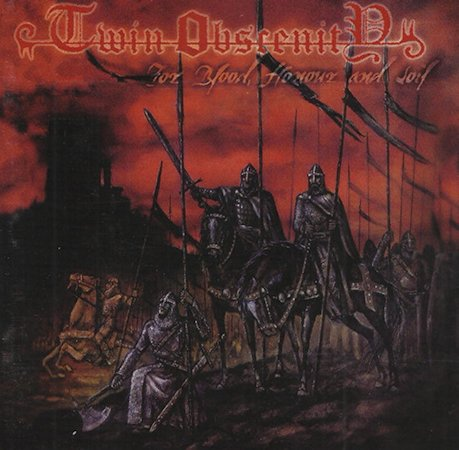 Twin obscenity for blood honour and soil for Soil band albums