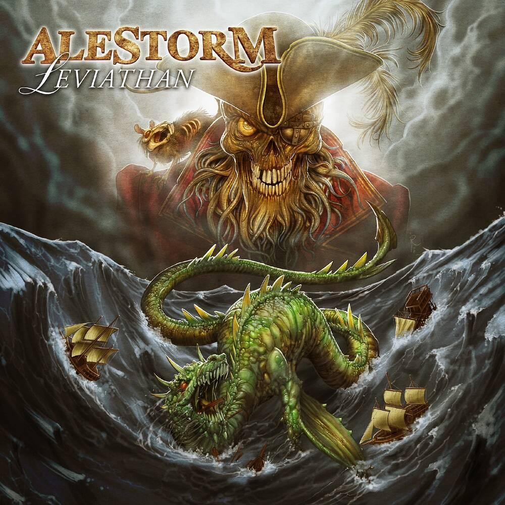 Alestorm - Leviathan