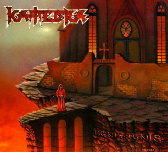 Katedra - Ugnikalnis