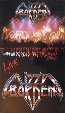 Lizzy Borden - The Murderess Metal Road Show