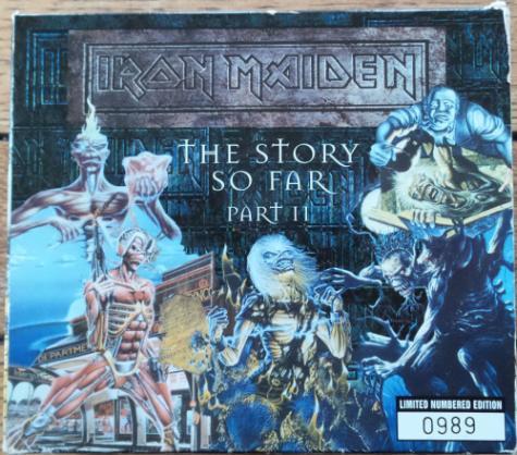 Iron Maiden - The Story So Far Part II