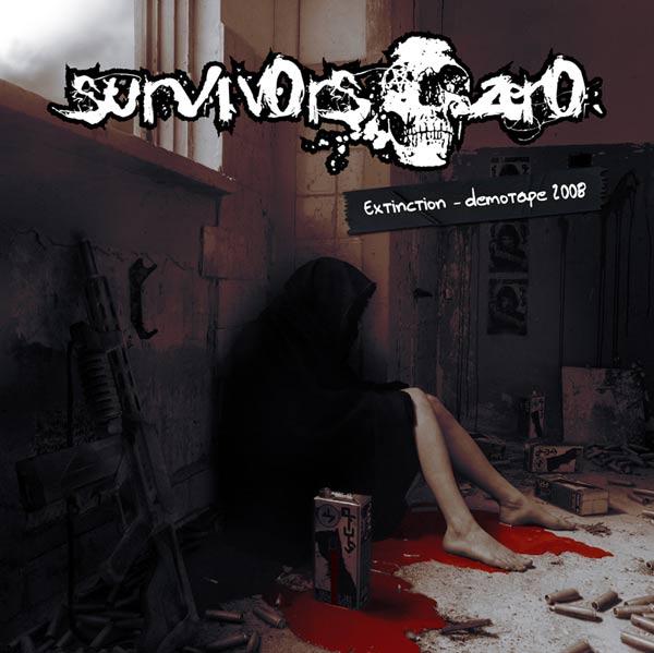 Survivors Zero - Extinction - Demotape 2008