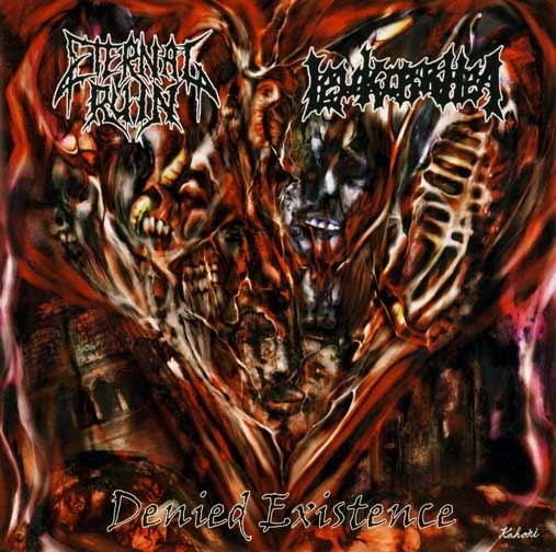 Leukorrhea / Eternal Ruin - Denied Existence