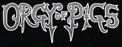 Orgy of Pigs - Logo