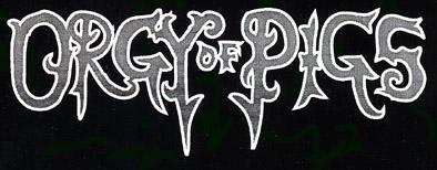 Orgy of Pigs - Logo