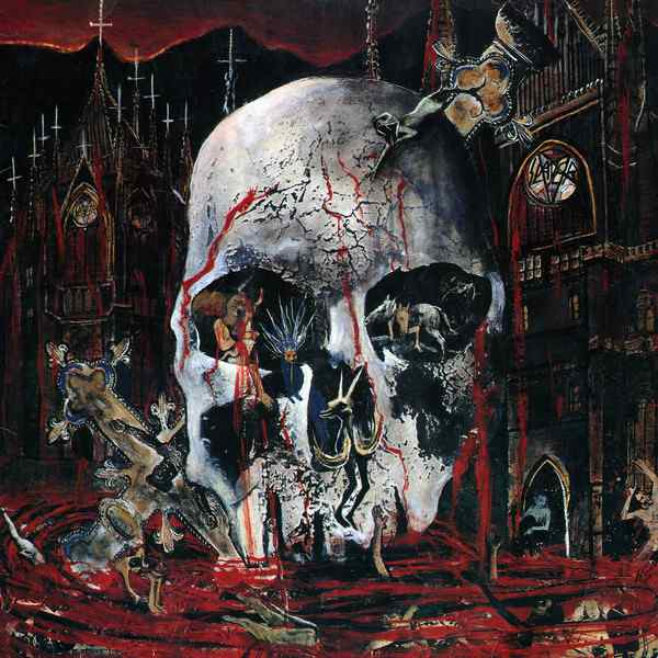 <br />Slayer - South of Heaven