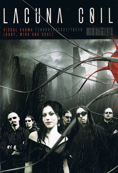 Lacuna Coil - Visual Karma (Body, Mind and Soul)