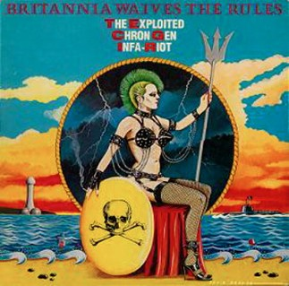The Exploited - Britannia Waives the Rules