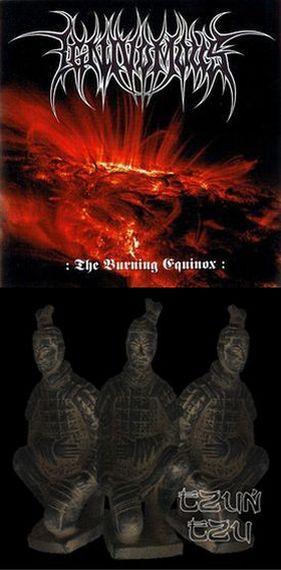 Tzun Tzu / Ignivomous - The Assassin / The Burning Equinox