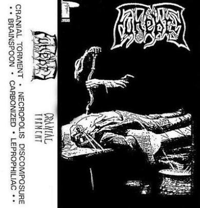 Funebre - Cranial Torment