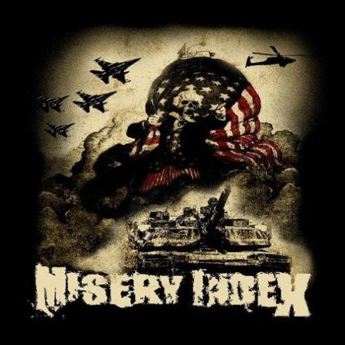 Misery Index - Dead Sam Walking