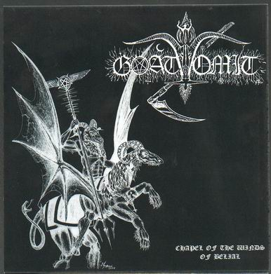 Goatvomit - Chapel of the Winds of Belial