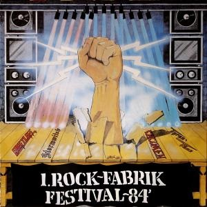 Stormwitch / Tyran' Pace / Restless / Cacumen - 1. Rock-Fabrik Festival '84