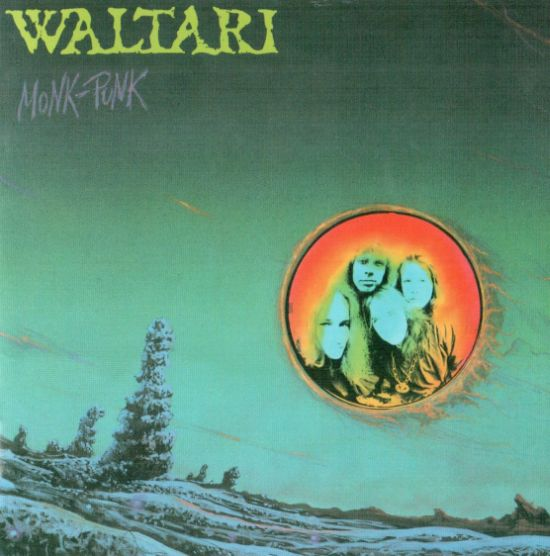 Waltari - Monk-Punk