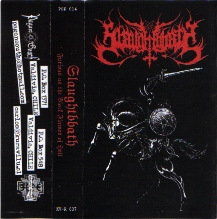 Slaughtbbath - Furious as the Black Flames of Hell