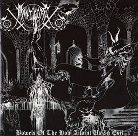 Manticore - Bowels of the Holy Anoint Us in Evil