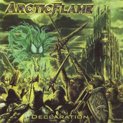 Arctic Flame - Declaration