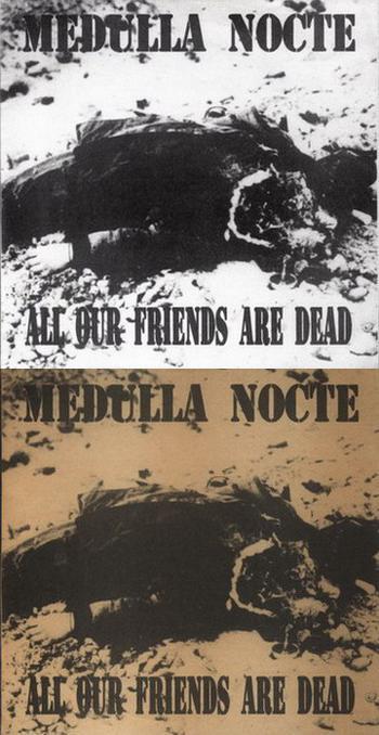 Medulla Nocte - All Our Friends Are Dead