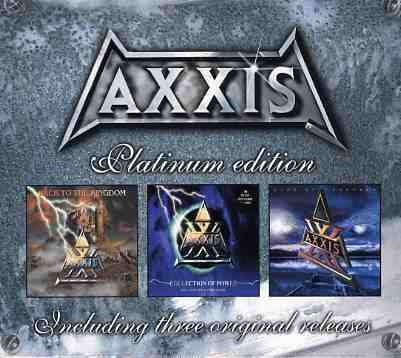 Axxis - Platinum Edition