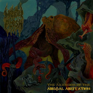 Infected Flesh - The Ascension of the Abysmal Aberration