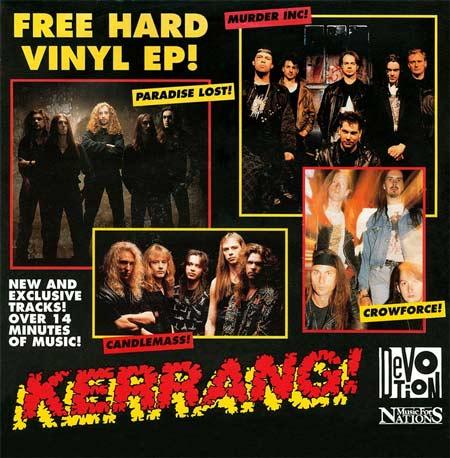Candlemass / Paradise Lost - Kerrang!