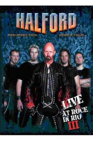 Halford - Resurrection World Tour - Live at Rock in Rio III