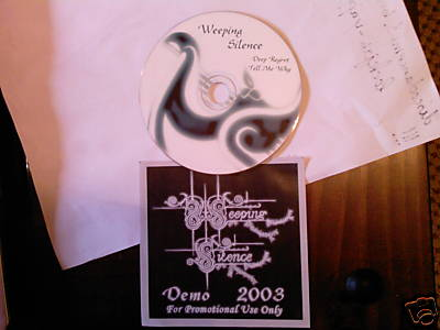 Weeping Silence - Demo 2003