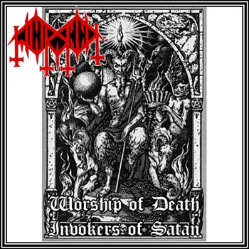 Horrid - Worship of Death / Invokers of Satan