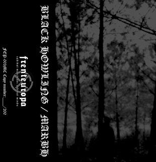 Black Howling / Marbh - Split