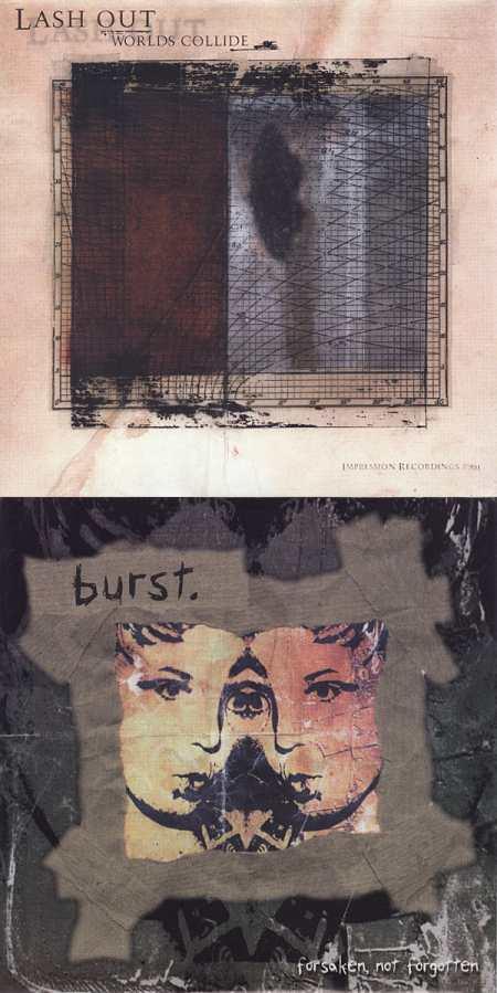 Burst - Lash Out / Burst