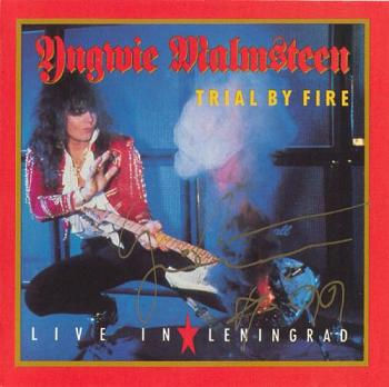 Yngwie J. Malmsteen - Trial by Fire: Live in Leningrad