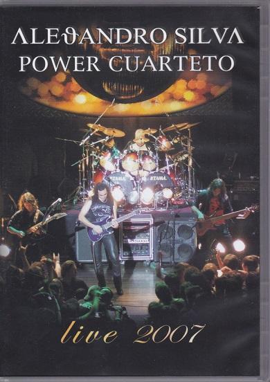 Alejandro Silva Power Cuarteto - Live 2007