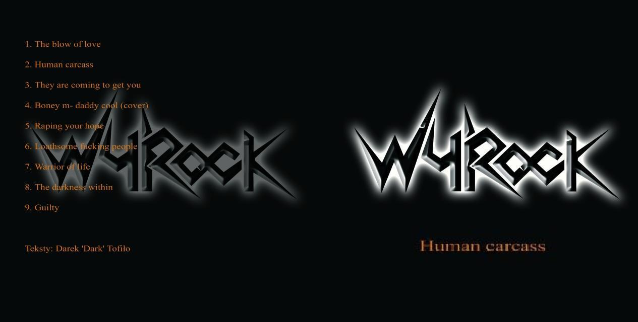 Wyrok - Human Carcass