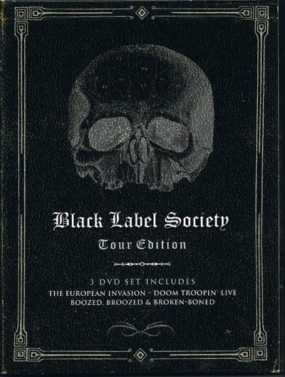Black Label Society - Tour Edition