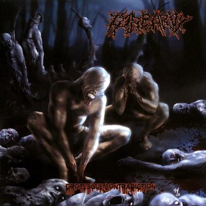 Barbarity - Grotesque Contradiction