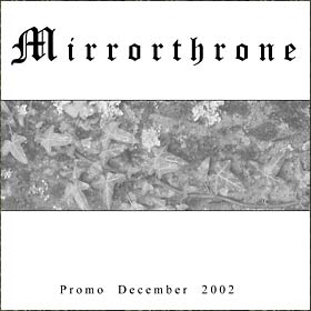 Mirrorthrone - Promo December 2002