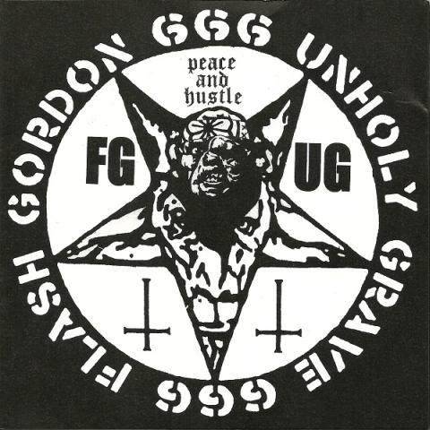 Unholy Grave - Peace and Hustle