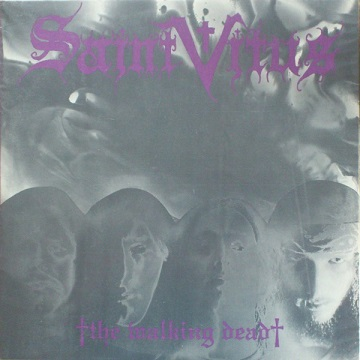 Saint Vitus - The Walking Dead