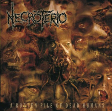 Necrotério - A Rotten Pile of Dead Humans