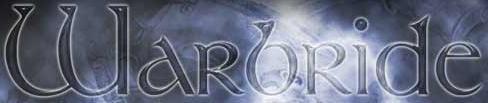 Warbride - Logo