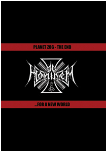 Ad Hominem - Planet ZOG - The End / ...for a New World