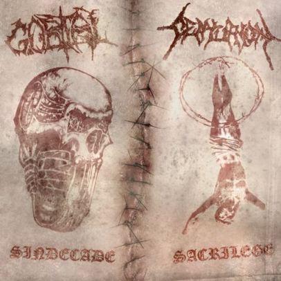 Gortal / Centurion - Sindecade / Sacrilege