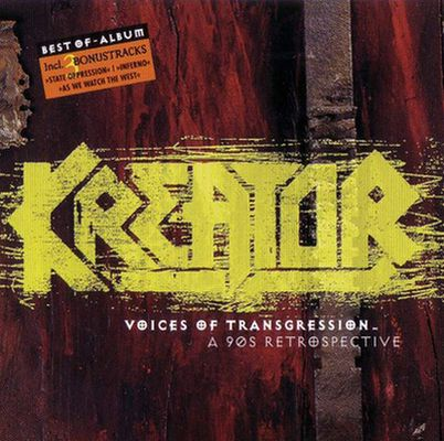 Kreator - Voices of Transgression: A 90s Retrospective