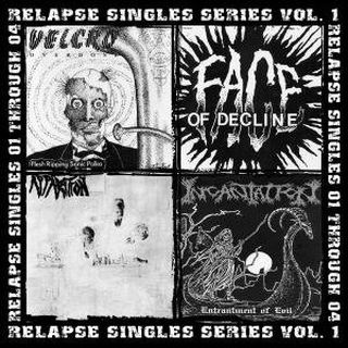 Incantation / Apparition - Relapse Singles Series Vol.1