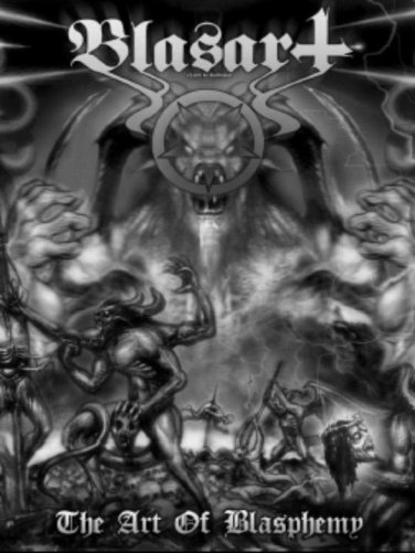 Blasart - The Art of Blasphemy