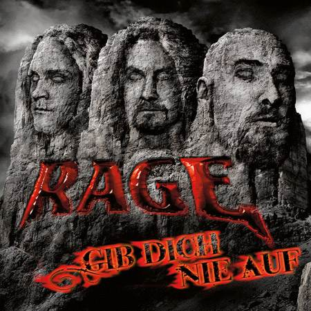 (Power Metal) Rage - Gib Dich Nie Auf - 2009, APE (image + .cue)+Scans+Video
