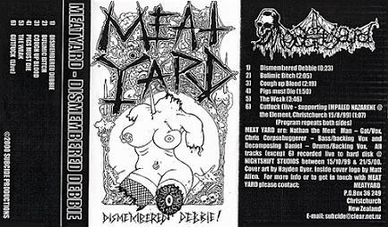 Meat Yard - Dismembered Debbie