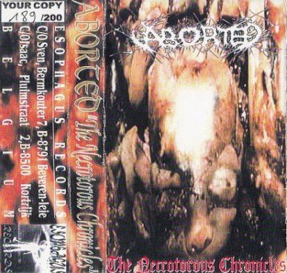 Aborted - The Necrotorous Chronicles
